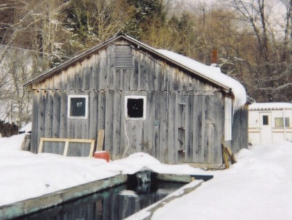 The Beaverkill Trout Hatchery